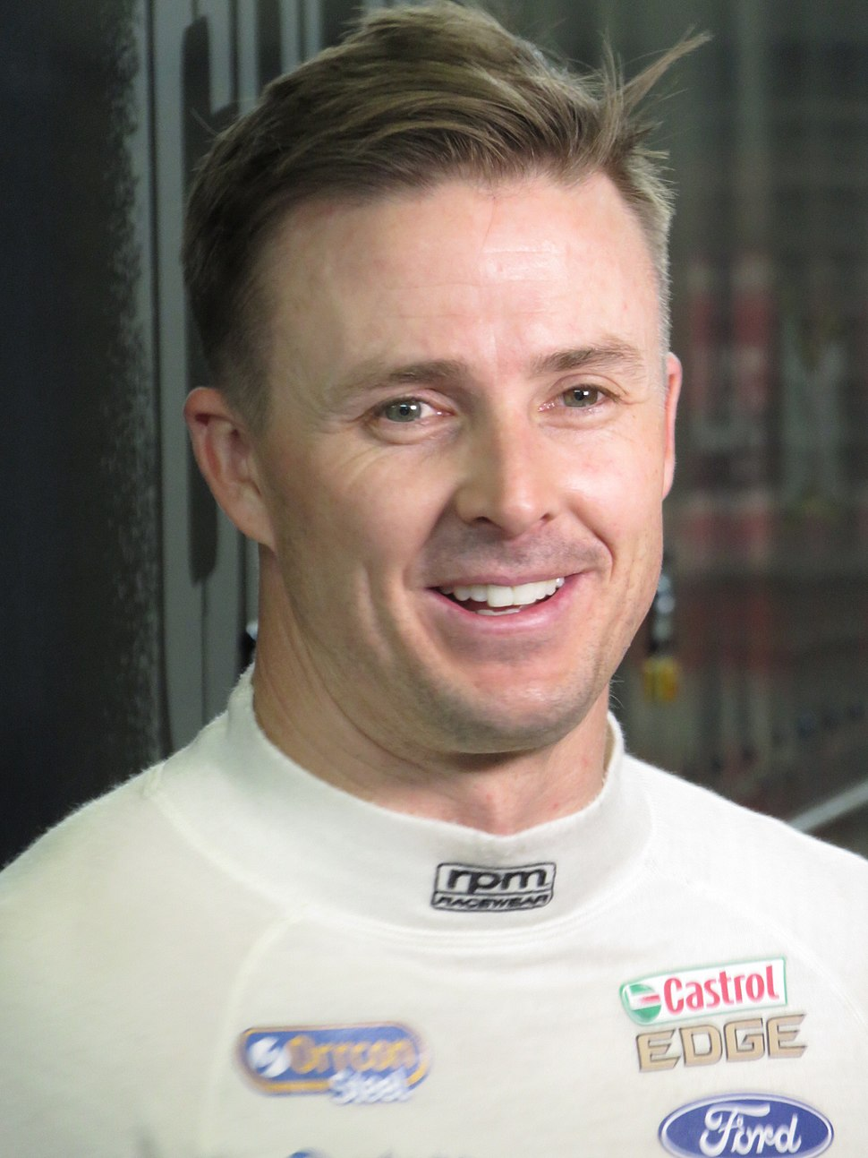 Mark Winterbottom Sydney 500 2015