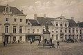 Markt, Zottegem (historische prentbriefkaart) 01.jpg
