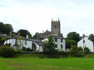Marldon village and civil parish in Devon, England