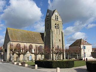 Marolles-sur-Seine Commune in Île-de-France, France
