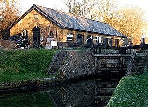 Marsworth - Image: Marsworth Top Lock geograph.org.uk 697545