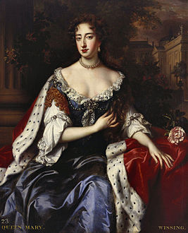 Mary II, when Princess of Orange - Wissing 1686-87.jpg