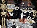 Master John Banister delivering an anatomical lecture.jpg