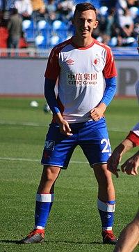 Matěj Valenta2, FCB-SLAVIA 30092018.jpg