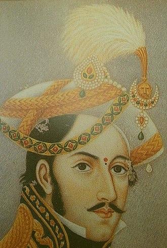 Mathabarsingh Thapa - Image: Mathabar Singh Thapa