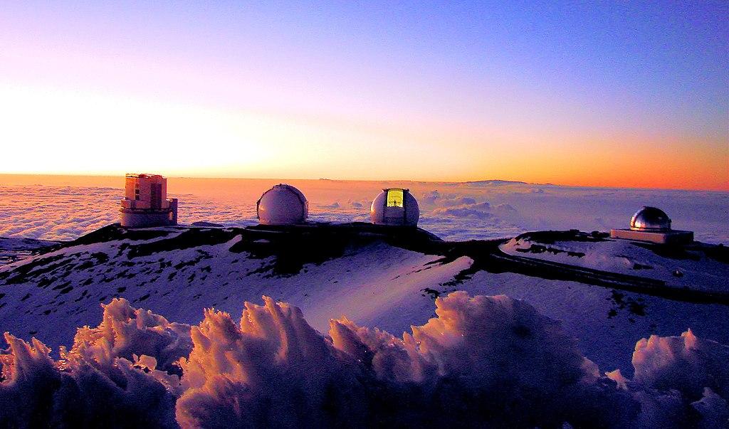 Hawaii - Mauna Kea observatory