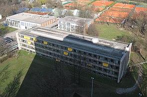 Max-Planck-Institut für Physik(Werner-Heisenberg-Institut)