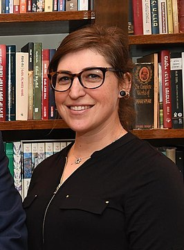 Mayim Bialik, March 2018 (cropped).jpg