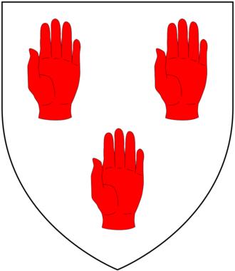 John Maynard (politician) - Image: Maynard Arms