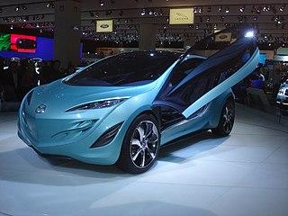 Mazda Kiyora Motor vehicle