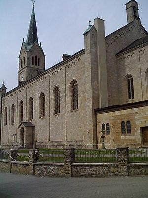 Medebach - Church