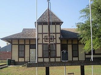 Medina County, Texas - Image: Medina County, TX, Museum IMG 3302