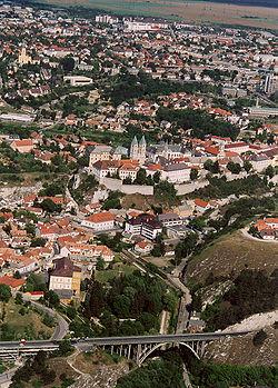 Megyeszékhely - Veszprém megye - Veszprém.jpg