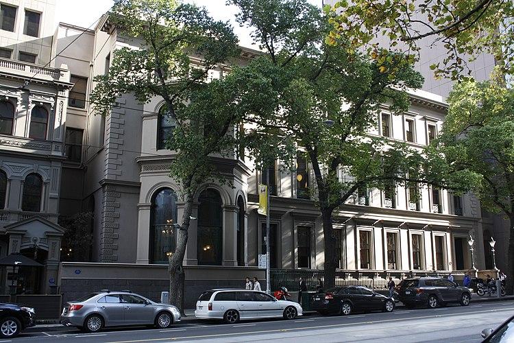 Melbourne Club