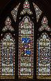 Melton Mowbray, St Mary's church, window (44888804064).jpg