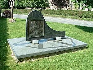 RAF Horham -  Memorial to U.S.A.A.F. Horham. Memorial to U.S.A.A.F. Horham, Suffolk