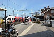 Station Sliedrecht.