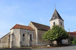 Meures Commune in Grand Est, France