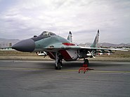 MiG-29SEFAP