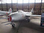 MiG-9 at Central Air Force Museum Monino pic1.JPG