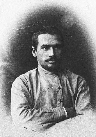 Gavril Myasnikov - Gavril Myasnikov.