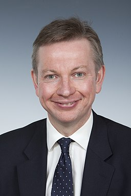 Alfred E Neuman, looking a bit like Michael Gove