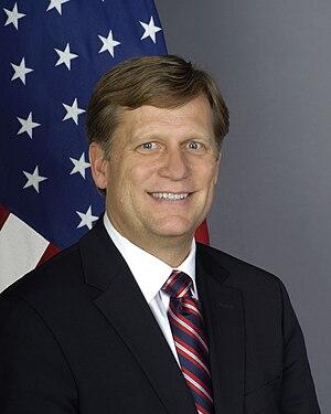 Michael McFaul - Image: Michael Mc Faul