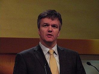 Berwickshire, Roxburgh and Selkirk (UK Parliament constituency) - Michael Moore.