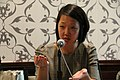 Michelle Lee of the Washington Post briefs OSCE PA election observers in Washington, 4 Nov. 2018 (45729540111).jpg