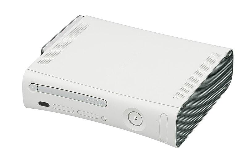 File:Microsoft-Xbox-360-Pro-Console-FL.jpg