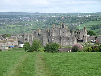 Neville–Neville feud - Middleham Castle, seat of Joan Beaufort, Countess of Westmorland and later her son the Earl of Salisbury.