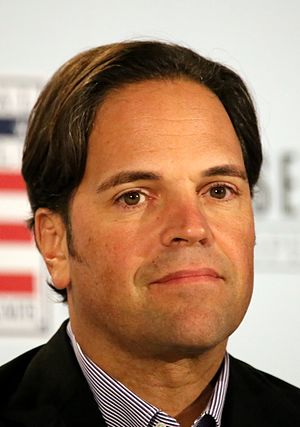 Mike Piazza - Piazza at the 2016 Baseball Hall of Fame press conference