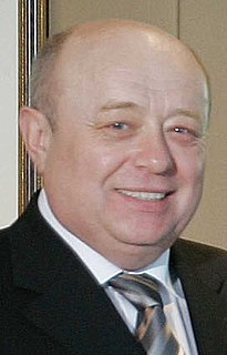 Mikhail Fradkovs First Cabinet