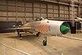 Mikoyan-Gurevich MiG-21F Fishbed-C RSideFront Modern Flight NMUSAF 25Sep09 (14577281376).jpg