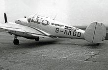 Klass Wings Miles M-65 Gemini