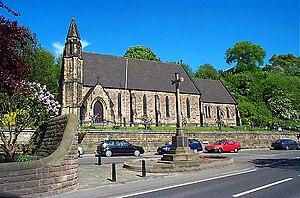 Milford, Derbyshire - Milford Church