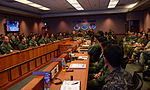 Military leaders meet during 2015 Air Boss Conference 150717-F-BX159-002.jpg