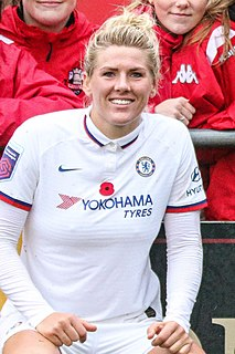 Millie Bright English footballer