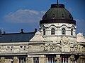 Ministry of Interior corner detail, 2013 Budapest (469) (13226985433).jpg