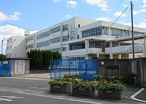 Minoh City Daiyon junior high school.jpg