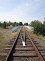 Minsk - Sialickaha street - 60 and railroad.jpg