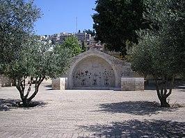 De bron van de heilige Maria in Nazareth (2005)