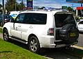 Mitsubishi Pajero Di-D RTA Traffic Commanders vehicle - Flickr - Highway Patrol Images.jpg