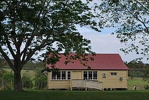 Miva, Queensland - Country Women's Association rooms