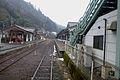 Mizunuma Station - platforms - feb 5 2015.jpg