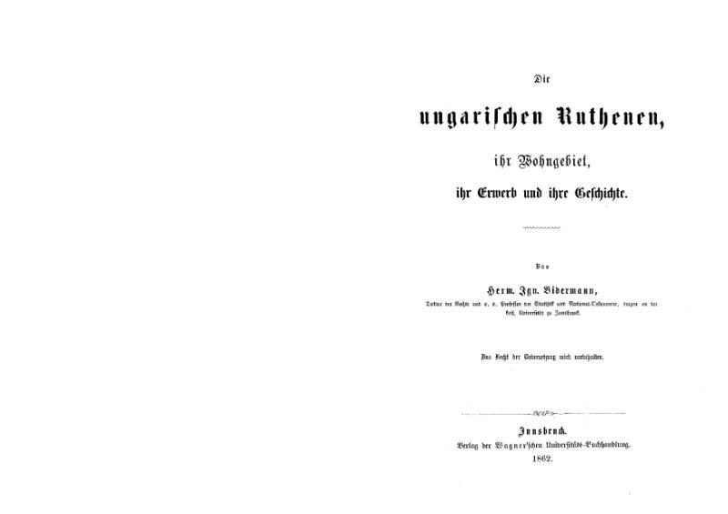 File:Mnib136-Bidermann-DieUngarischenRuthenen.djvu
