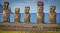 Moai in Ahu Tongariki.jpg