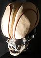 Modell der Deckknochen des Schädels eines menschlichen Fetus in der Mitte des 3. Entwicklungsmonats (Länge des Fetus 40 mm).jpg