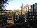 Modern kissing gate , Sawtry - geograph.org.uk - 1708450.jpg
