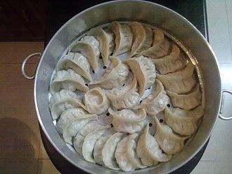 Momo (food) - Image: Momomucktoo